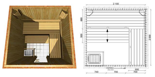 Проекты бань и саун 23
