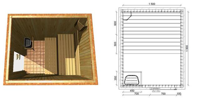 Проекты бань и саун 25