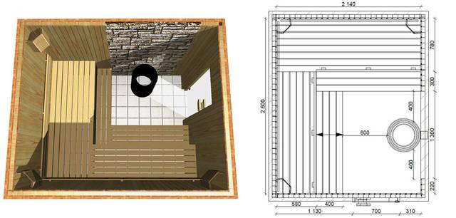 Проекты бань и саун 29