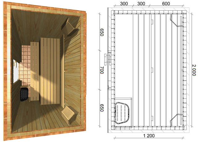 Проекты бань и саун 32