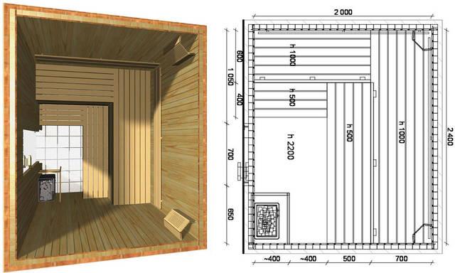 Проекты бань и саун 33