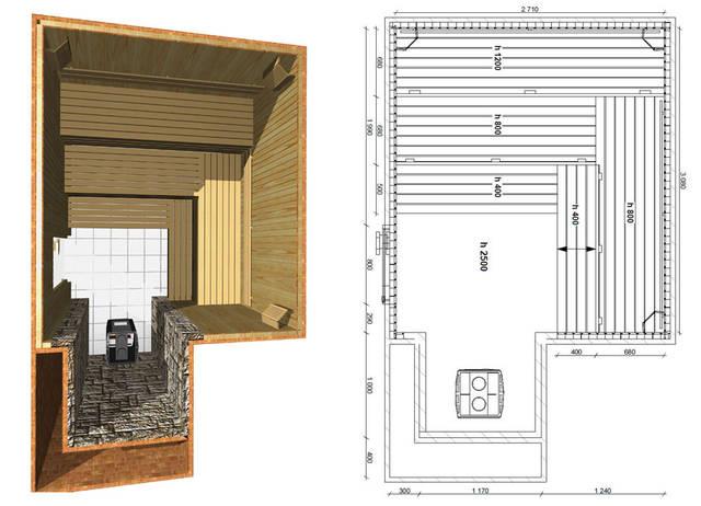 Проекты бань и саун 39