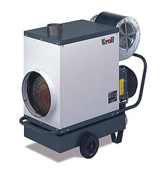 Mобильные теплогенераторы Kroll серии M 50U (51кВт)