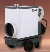 Мобільні теплогенератори Kroll серії M 100U (100кВт), фото 2