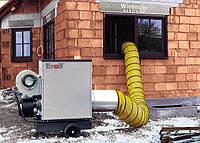 Газовые мобильные теплогенераторы Kroll серии M 150N (140кВт)