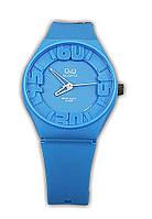 Часы унисекс Q@Q  Water Resist 10Bar, противоударные, vr36j003y, фото 1