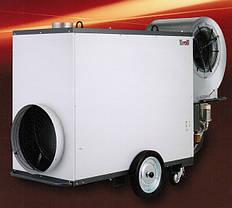 Дизельні мобільні теплогенератори Kroll серії M 150 (140кВт), фото 3