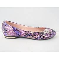 Новые фиолетовые балетки, 36, 37, 38р, полномерные