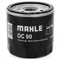 OC90OF MAHLE фильтр масляный LANOS,AVEO,LACETTI,NUBIRA, OPEL