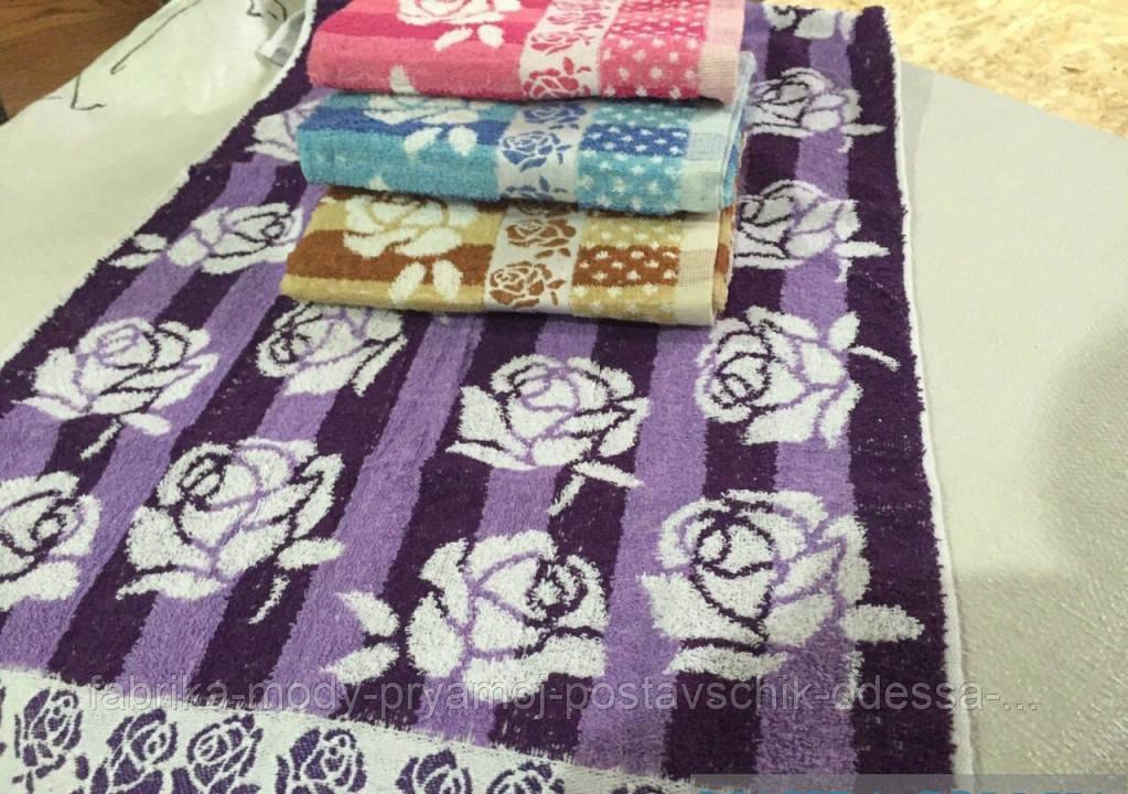 Качественное метровое полотенце.