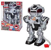 Робот Серебряный странник 897533R/KD 8802