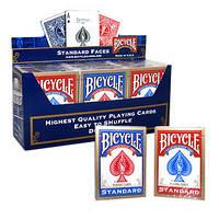 Карты покерные Bicycle Standard (блок 12 колод)