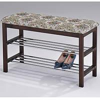 """Полка скамейка для обуви """"SR-0628-TP"""", фото 1"""