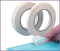 Двухсторонняя тонкая бумажная клейкая лента, 9мм х 50м х 120мкм