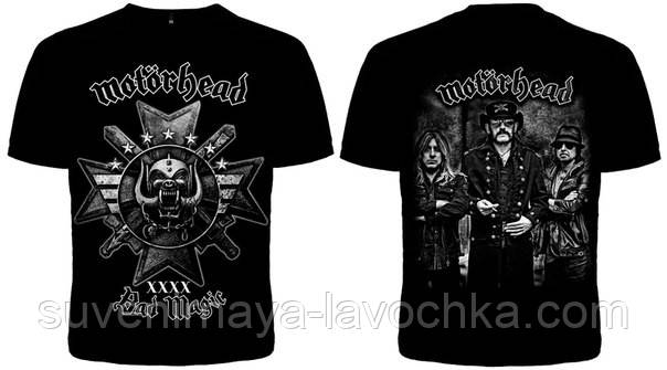 "Футболка Motorhead ""Bad Magic"""