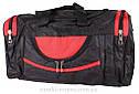 Текстильная мужская сумка для путишествия 83-50