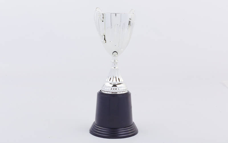 Кубок с ручками AIM Серебро Н=23см. C-4522-S