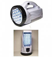 Аккумуляторный переносной фонарь-лампа 6v-4,5A