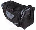 Текстильная сумка для путишествия 83-60, фото 4