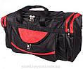 Текстильная дорожная сумка среднего размера 83-60