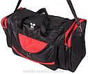 Текстильная дорожная сумка среднего размера 83-60, фото 3