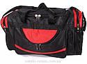 Текстильная дорожная сумка среднего размера 83-60, фото 4