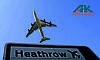 """В одном из известнейших аэропортов в Европе - """"Heathrow"""" в Лондоне, произошло преступление."""