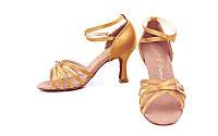 Обувь для танца (латина женская) р-р 36-41 кедр, фото 1