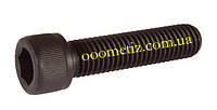 Винт М5х8 8.8 без покрытия DIN 912, ГОСТ 11738-84 с цилиндрической головкой и внутренним шестигранником