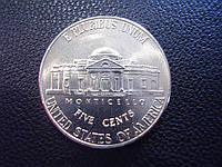 5 центов  2006 года, «Джефферсон, Монтичелло»