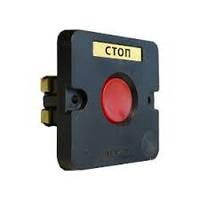 Пост кнопочный ПКЕ-112-1 (красная кнопка)