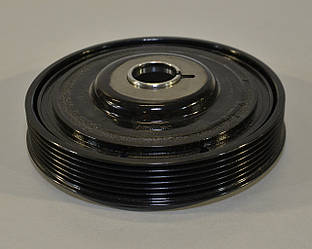 Ременной шкив коленчатого вала (6PK) на Renault Kangoo II 2008-> 1.5dCi  — Renault (Оргинал) - 8200699517