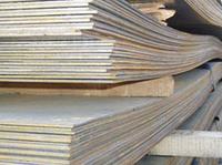 Лист горячекатаный 4мм (1,5х6)