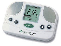 Анализатор содержания жира Medisana Control F