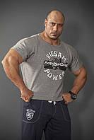 Топ-футболка BigSam 3143