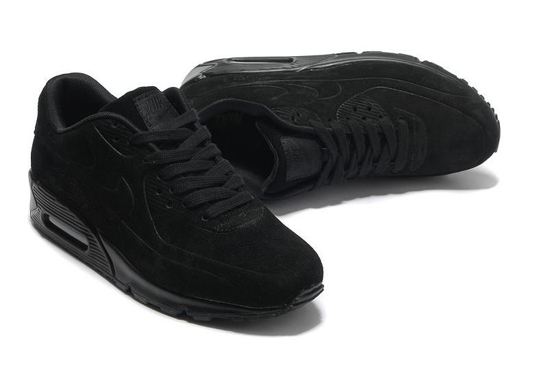 Зимние кроссовки NIKE AIR MAX 90 VT с мехом черные - Stylemall Торговый  Центр в Киеве b7508c5fd41