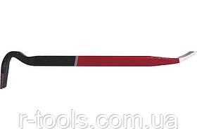 Лом-гвоздодер усиленный, 450х25х12 мм MTX 252319