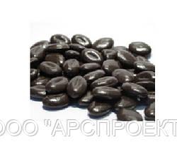 Декор в виде кофейных зерен