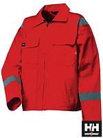 Куртка огнеупорная со светоотражающими полосами HH-OBAN-J