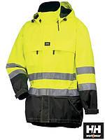 Куртка огнеупорная со светоотражающими полосами HH-WOLF-J