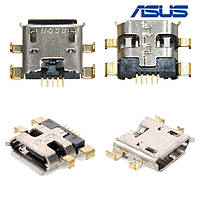 Коннектор зарядки для Asus ZenFone 5 A500KL, оригинал