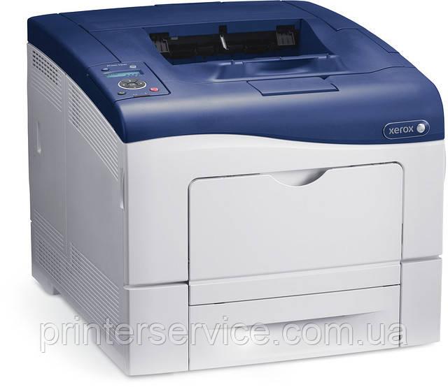 Цветной лазерный принтер  Xerox Phaser 6600DN, формата А4