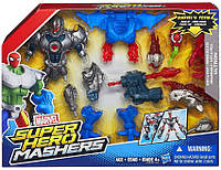 Разборные игурки супергероев, Ультрон - Ultron, Super Hero Mashers, Marvel, Hasbro