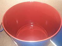 Бочка пищевая 25 литров с эмалью для меда, солений, вина, хранения продуктов