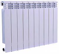 Биметаллический радиатор Mirado 500/96 (10 секций)