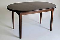 Стол раскладной Санта-Круз орех темный, от производителя ТМ Биформер  розница и опт, фото 1