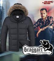 Короткая зимняя куртка мужская