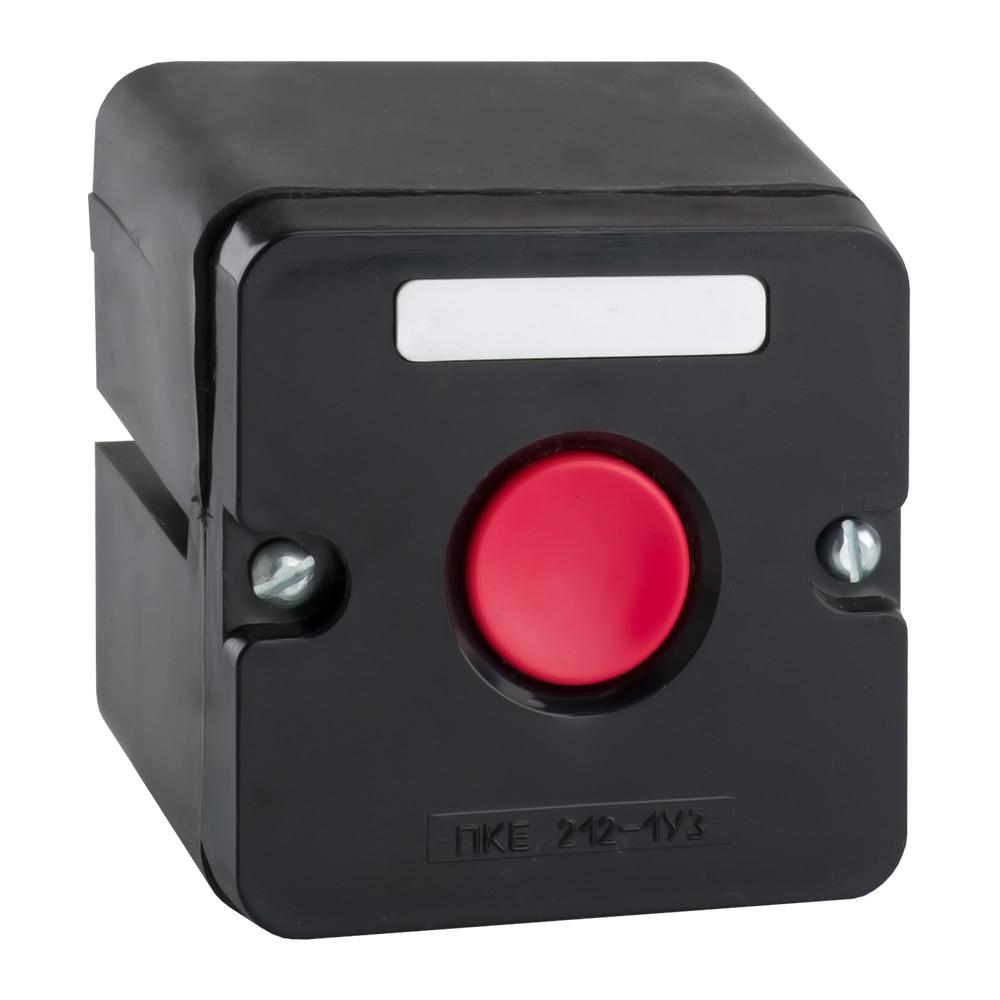 Пост кнопочный ПКЕ-222-1 красная