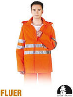 Куртка непромокаемая со светоотражающими лентами LH-FLUER-J P