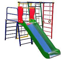 """Спортивно-игровой комплекс """"Веселка-М"""" для малышей."""
